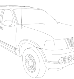 1530x1089 1919 ford model t ford transport ford coloring pages for kids [ 1530 x 1089 Pixel ]