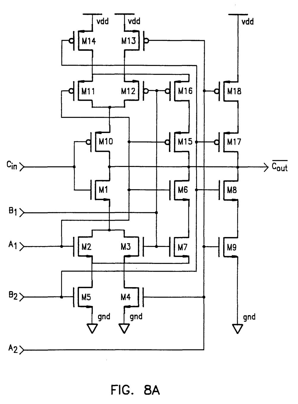 medium resolution of 1808x2451 patent ep0764300b1 alternating polarity carry look ahead adder