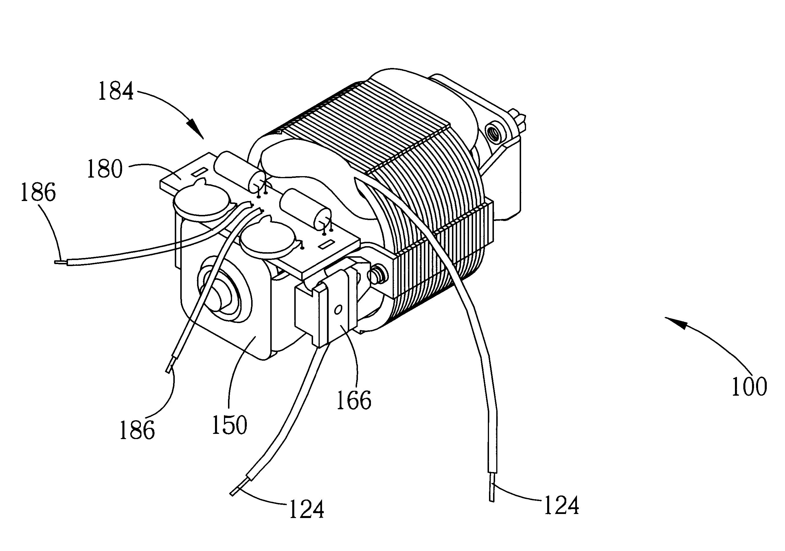 2713x1905 patent us6891304 brush dc motors and ac mutator motor drawing