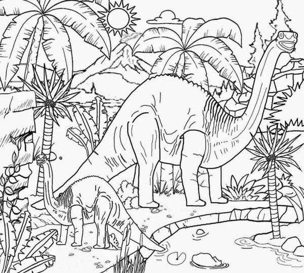 coloring pages printable mountains and trees # 29