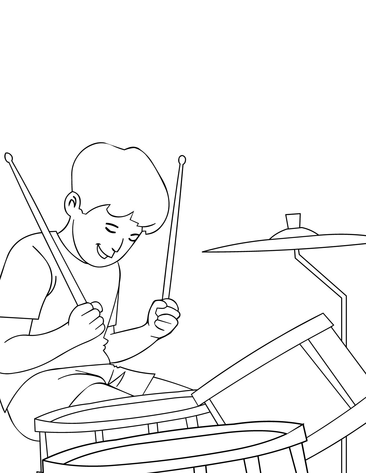 Musical Instruments Drawing At Getdrawings