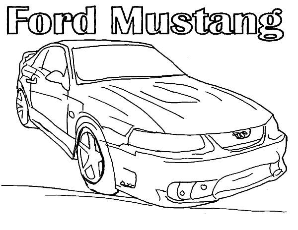 Ford Drawing At Getdrawings Com