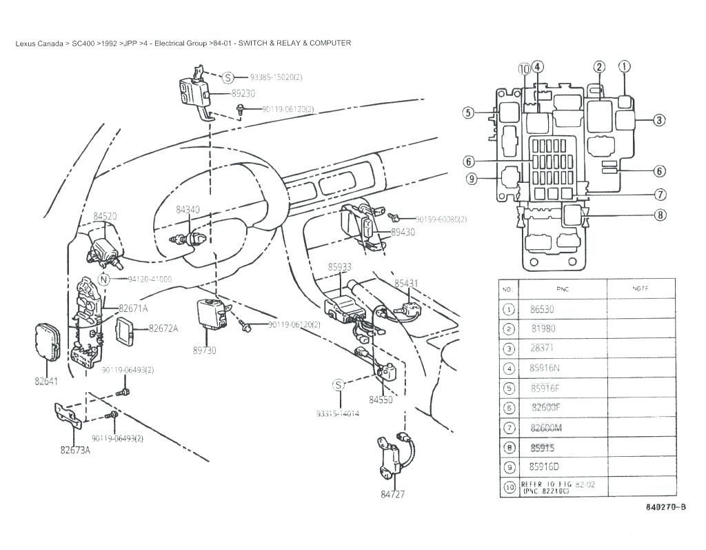 1995 mustang gt fuse box layout