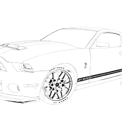 5616x3744 shelby boss mustang 302 unfinished by tehpaws3d [ 5616 x 3744 Pixel ]