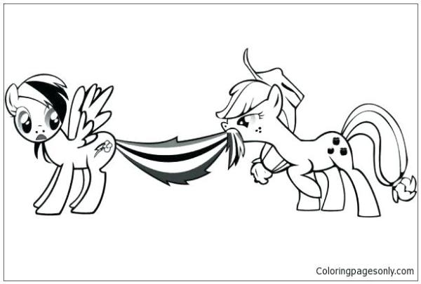my little pony coloring pages online # 52