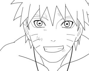 naruto easy drawing shippuden coloring pages uzumaki cool anime sheets step getdrawings collections face draw drawings printable boys sage mode