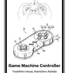 2048x3072 super nintendo controller retro patents [ 2048 x 3072 Pixel ]