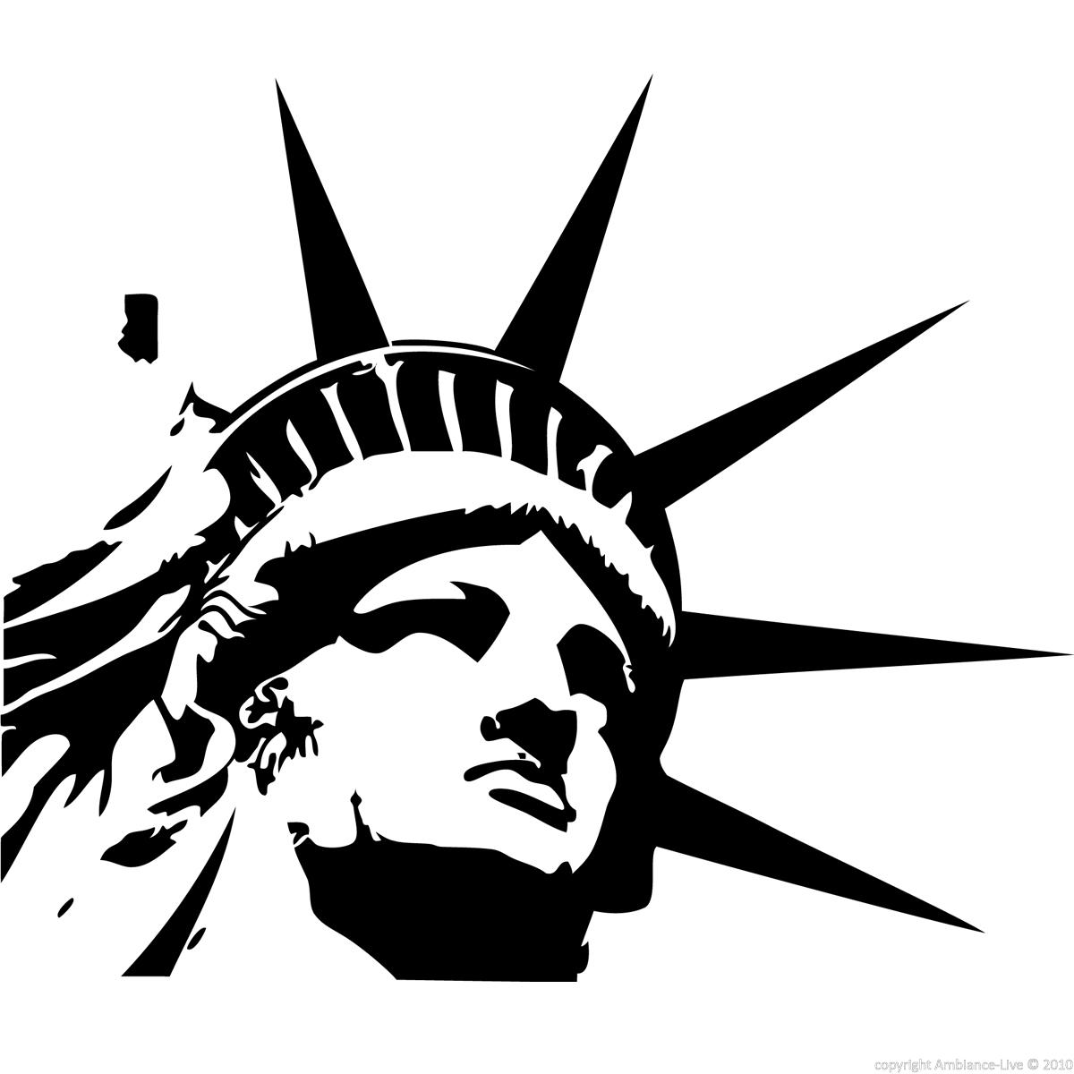 New York Statue Of Liberty Drawing At Getdrawings