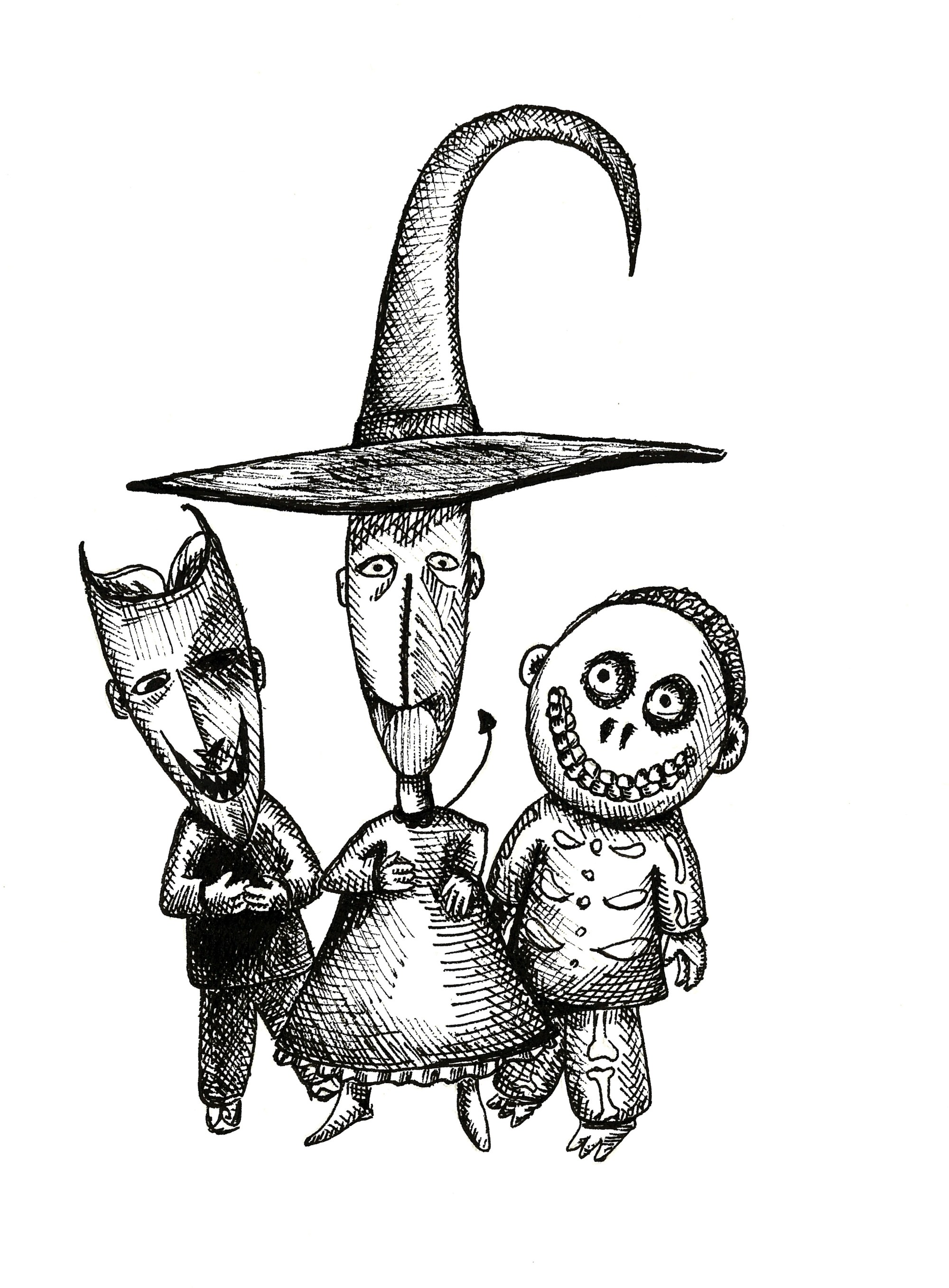 hight resolution of 2977x4043 the nightmare before christmas drawings nightmare before christmas