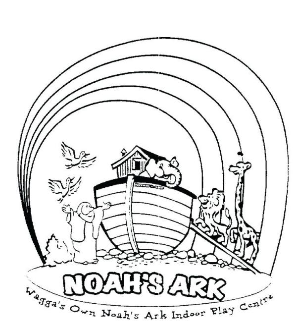 noah and the ark coloring pages # 27