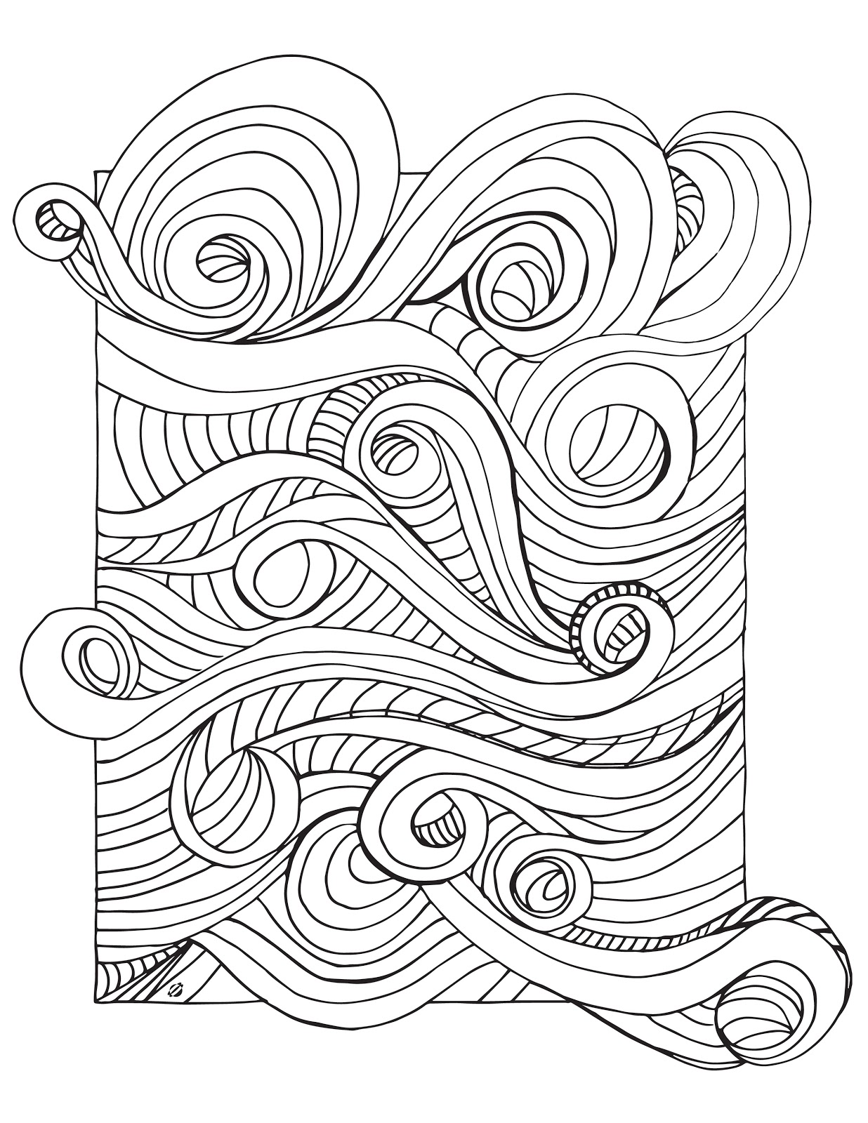 Ocean Wave Drawing At Getdrawings