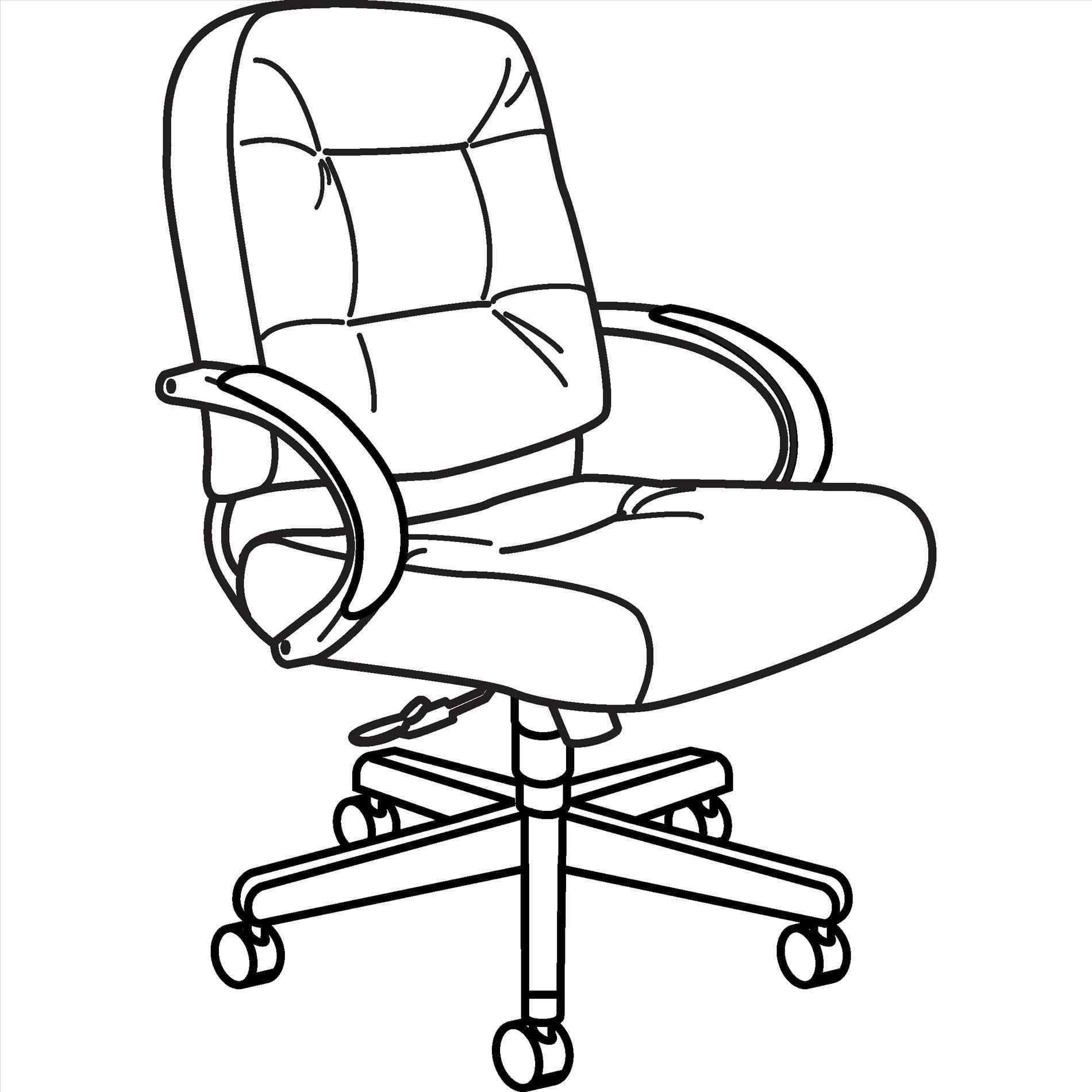 office chair dwg chairs for sale cheap drawing at getdrawings free