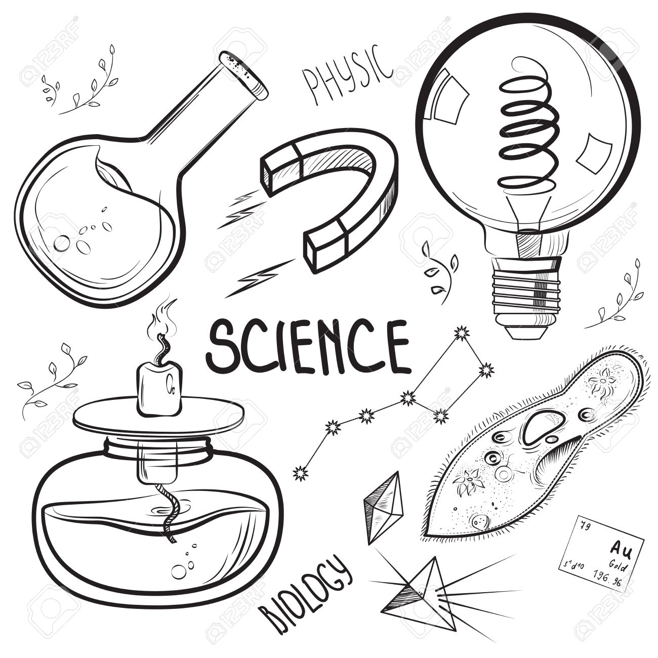 Organic Chemistry Drawing At Getdrawings