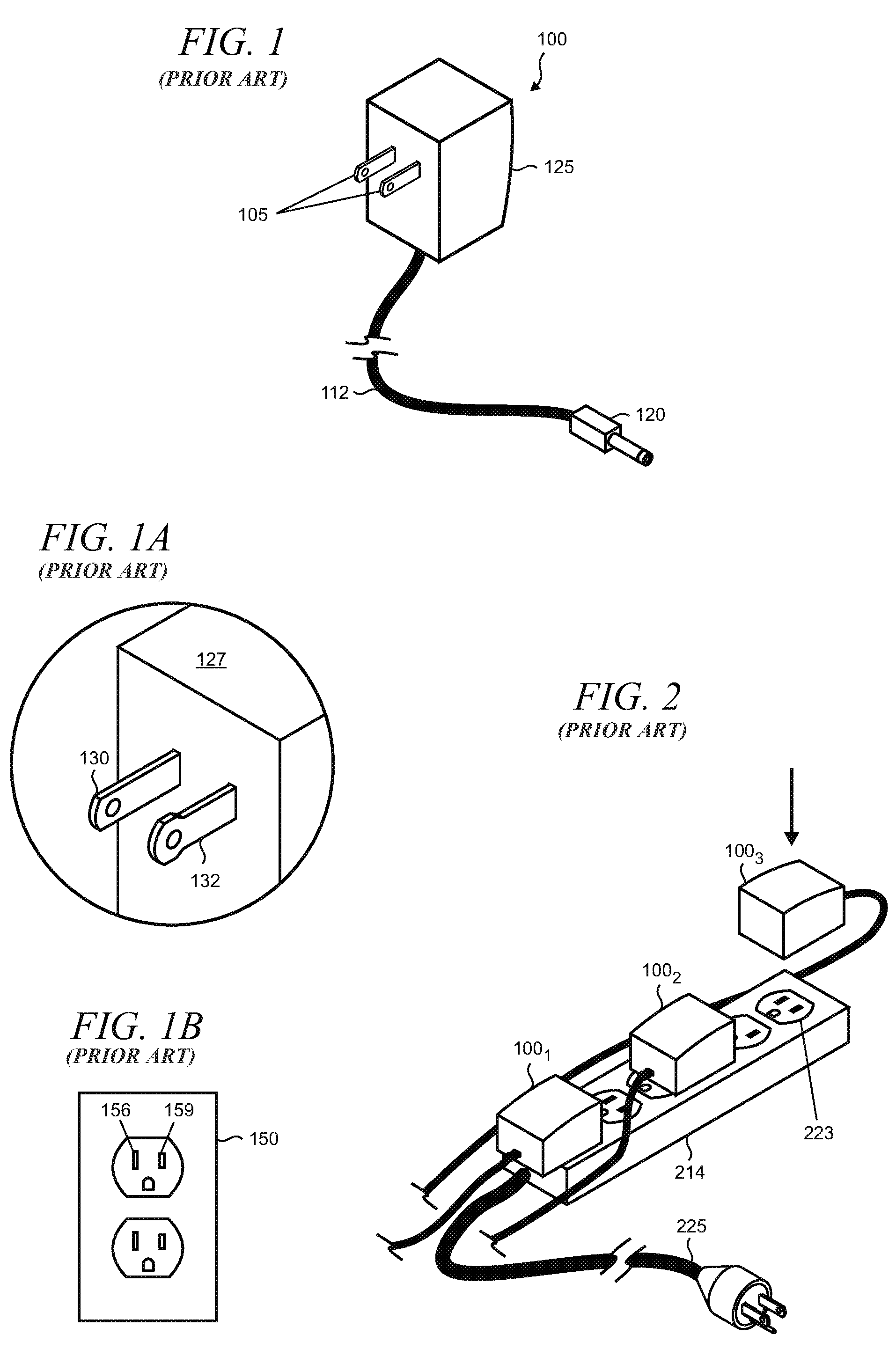 1914x2882 patent us7658625 ac power adapter with swiveling plug having