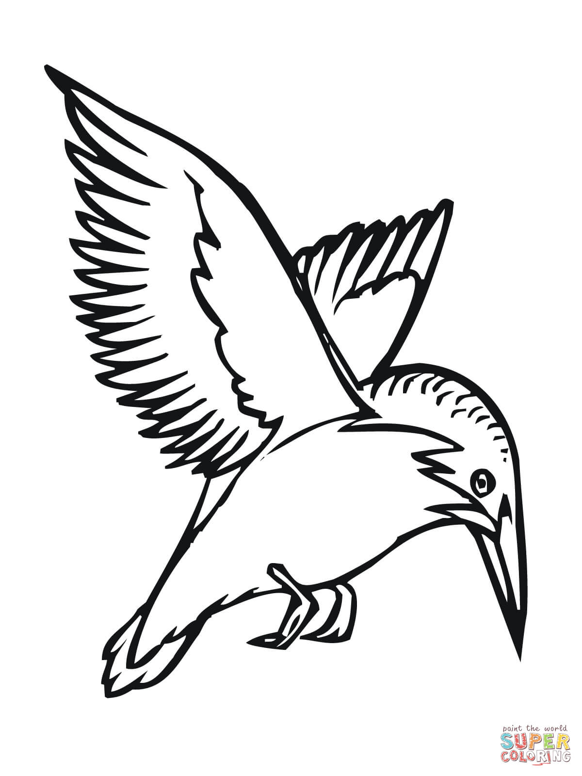 Outline Drawing Of Birds At Getdrawings