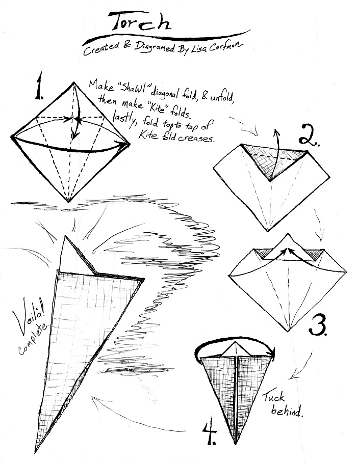 origami paper crane diagram my sentence online drawing at getdrawings com free for personal use 700x911 shop