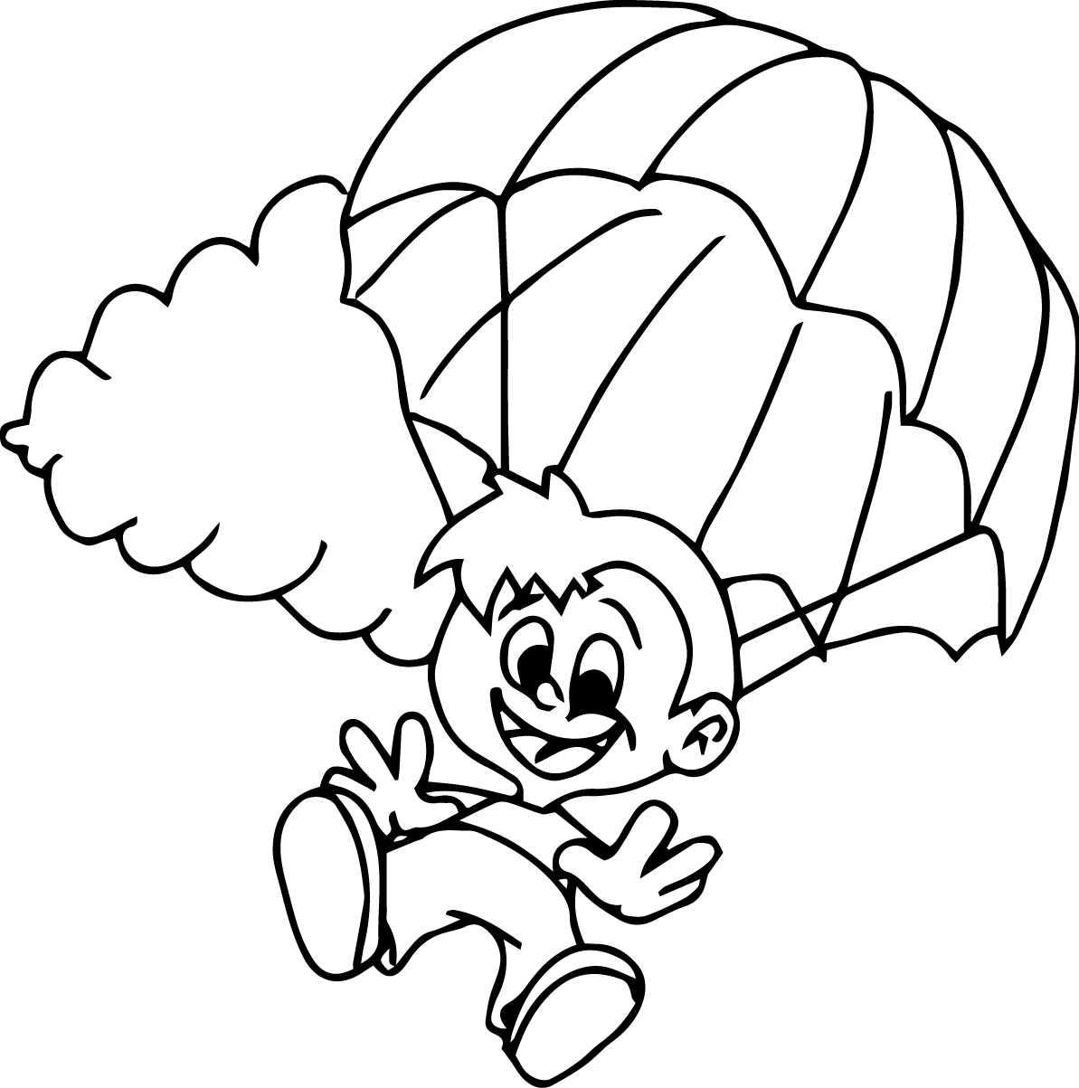How To Make A Parachute With A Sheet