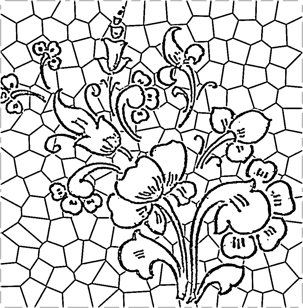 Peacock Drawing Outline For Glass Painting at GetDrawings