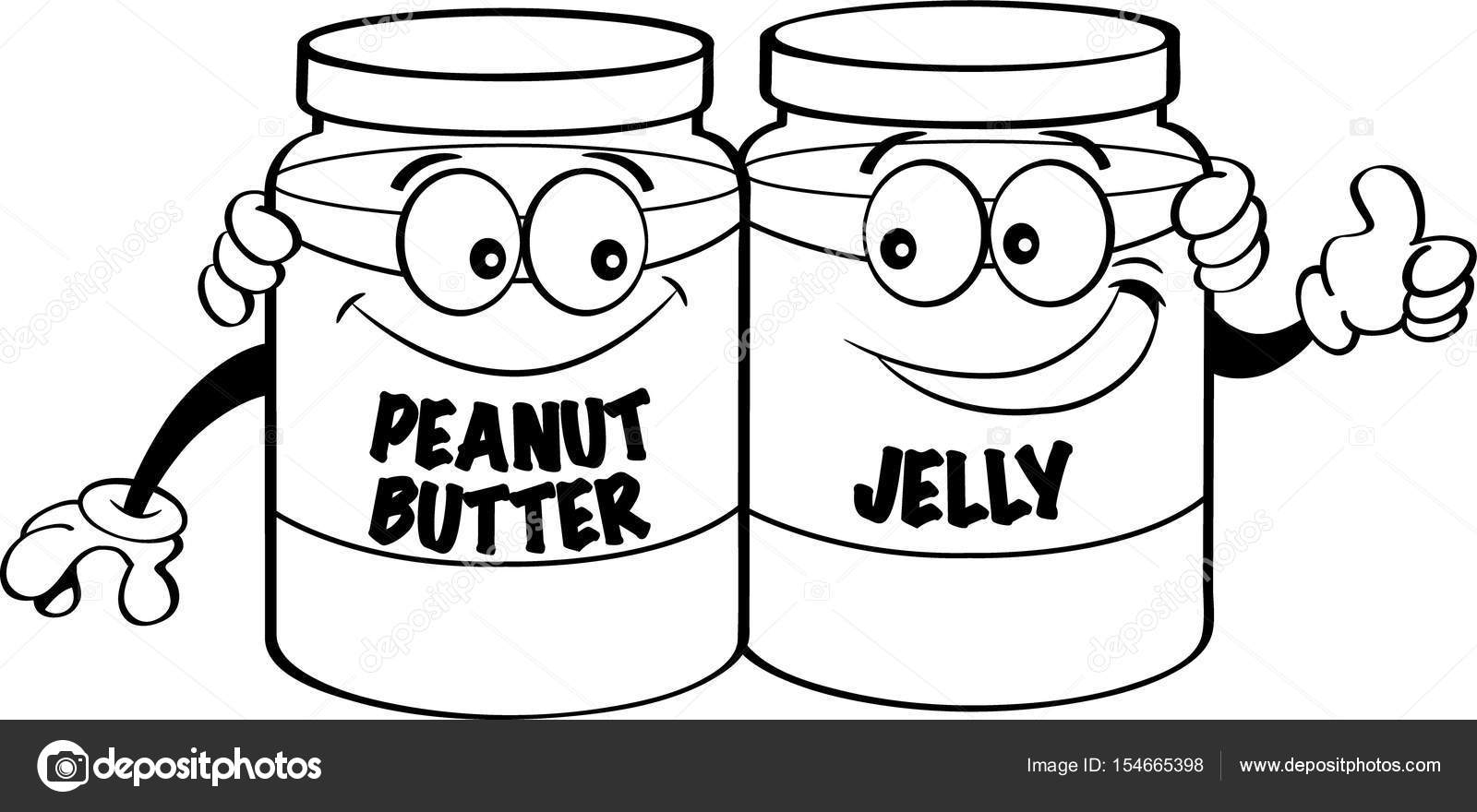 Peanut Butter Drawing At Getdrawings