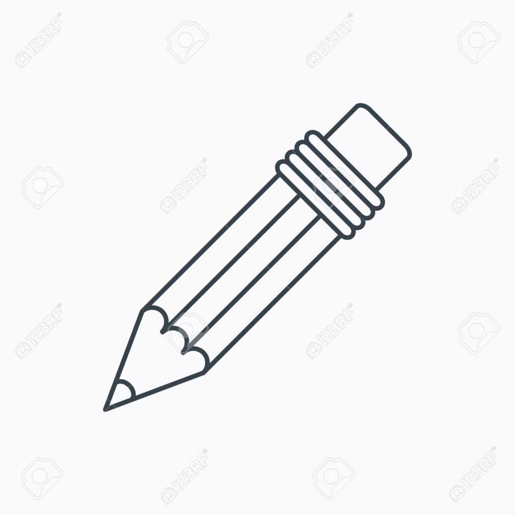 Pencil Drawing Clip Art At Getdrawings