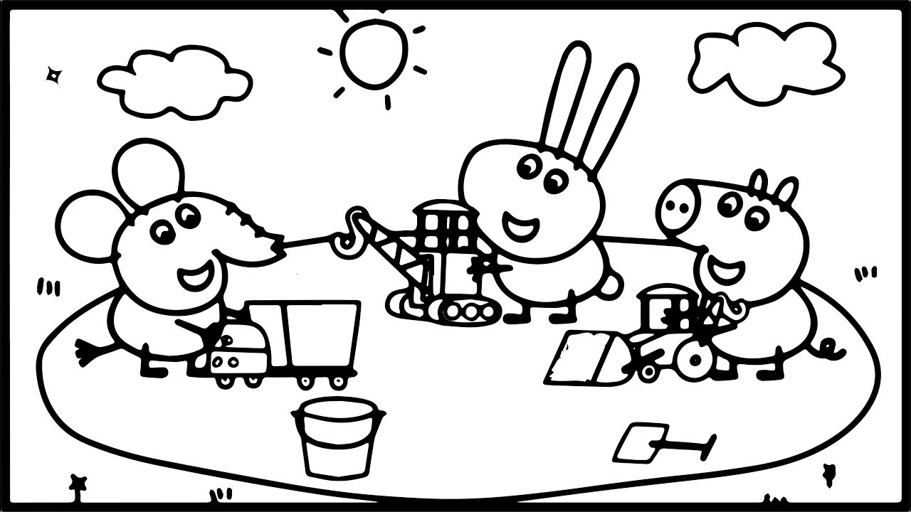 Peppa drawing at getdrawings free for personal use peppa peppa drawing 14 peppa drawing