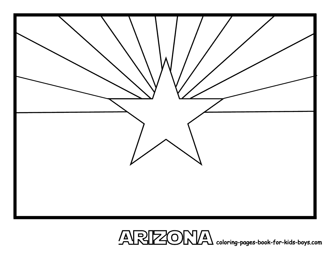 free coloring pages download philippines flag drawing at getdrawings free for personal use of arizona