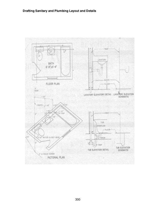 The best free Plumbing drawing images. Download from 176