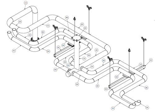 small resolution of 1199x867 power plant piping pemak engineering
