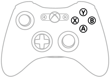 Nintendo 64 Controller Drawing Sketch Coloring Page