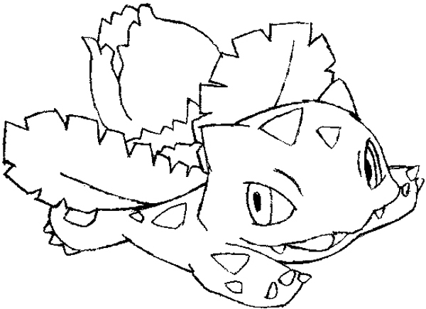 pokemon characters drawing at getdrawings  free download