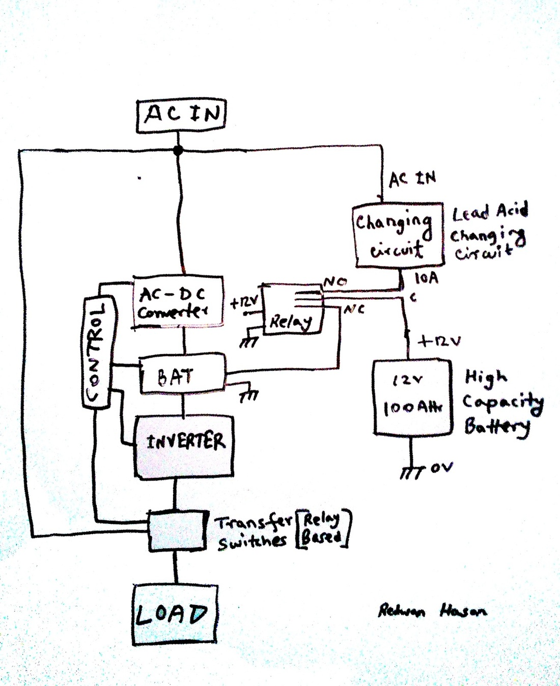 gateway motherboard wiring diagram