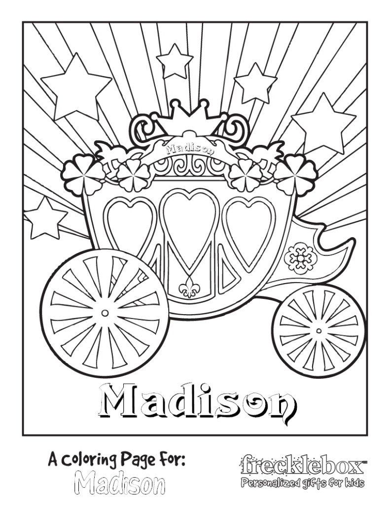 hight resolution of 791x1024 carriage coloring pages