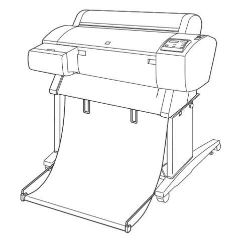 The best free Printer drawing images. Download from 50