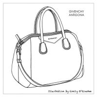 Purse Drawing at GetDrawings.com | Free for personal use ...