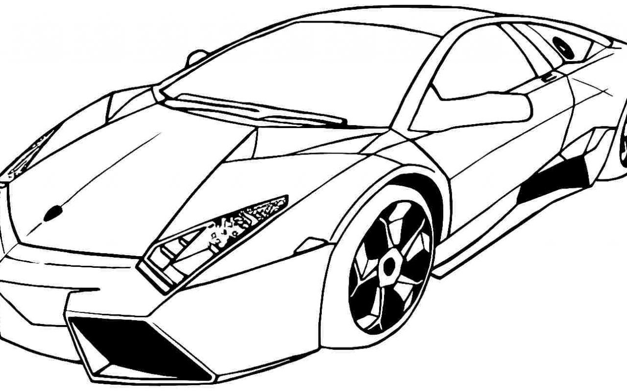Racing Cars Drawing At Getdrawings