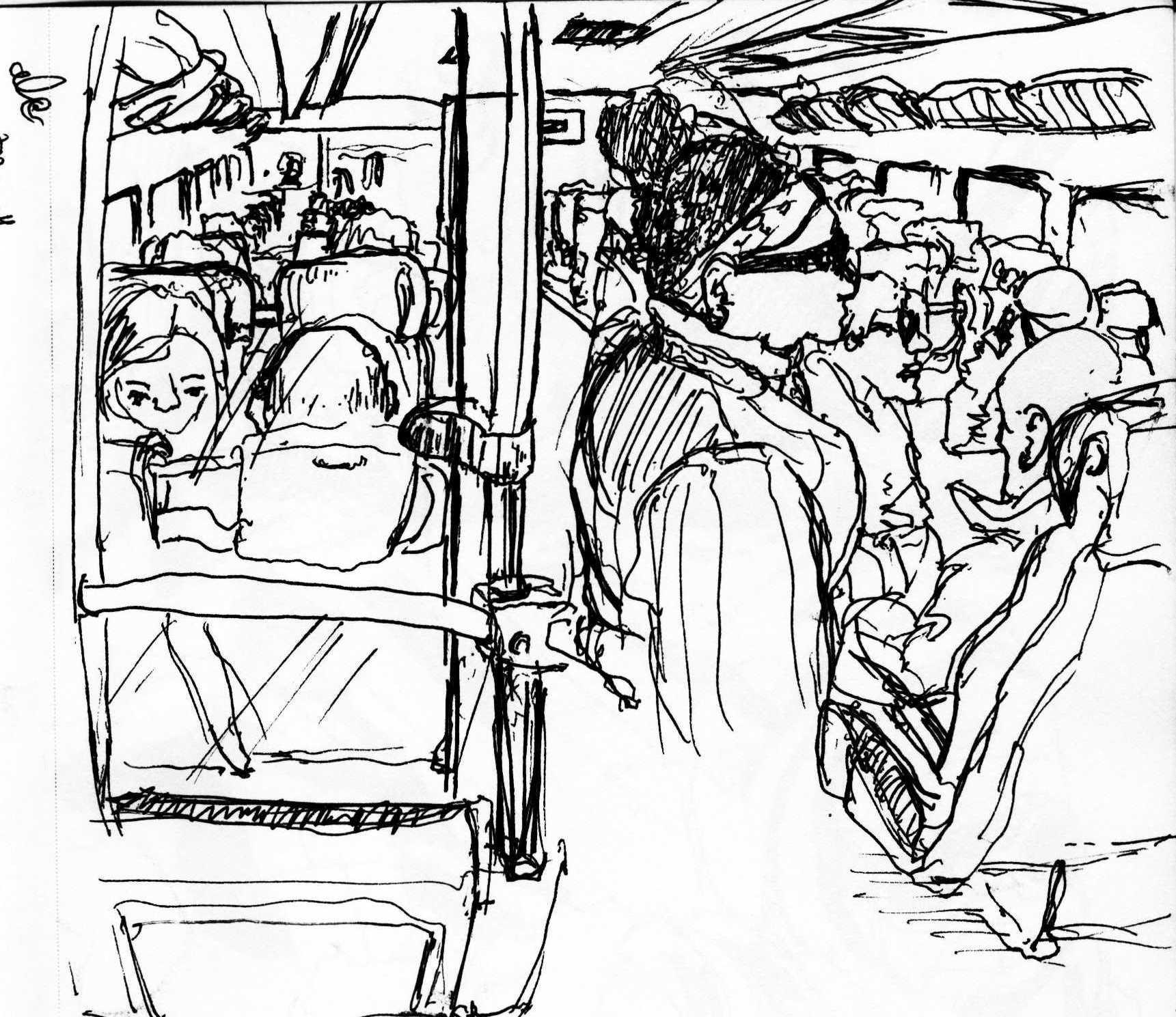 Train Rail Drawing At Getdrawings