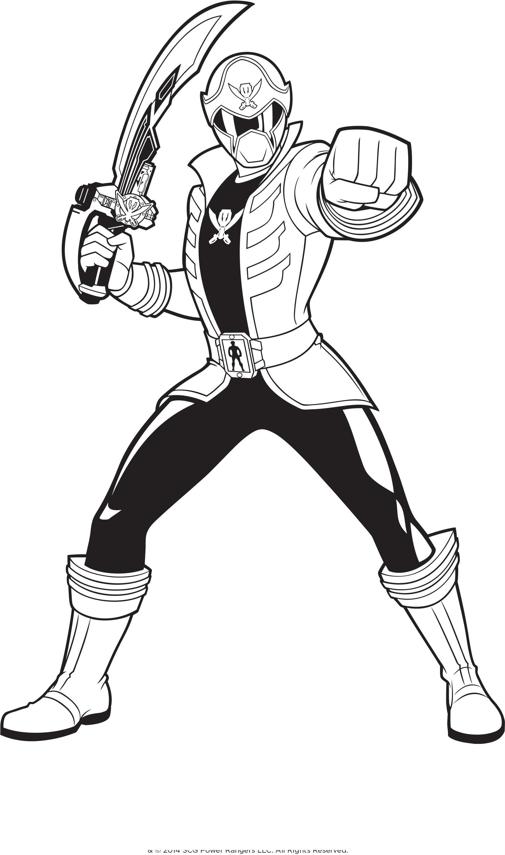 Red Power Ranger Drawing At Getdrawings
