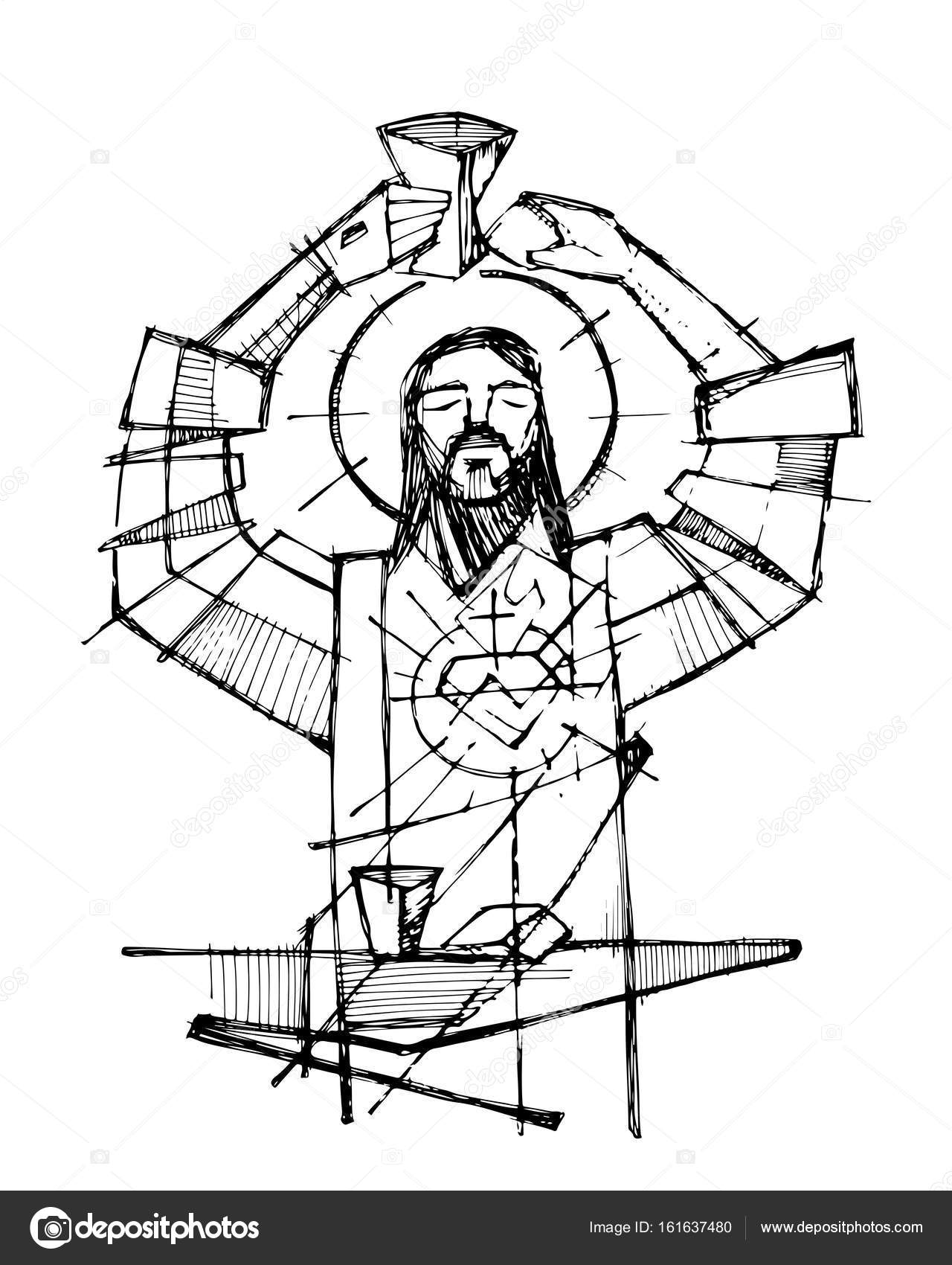 Religious Drawing At Getdrawings