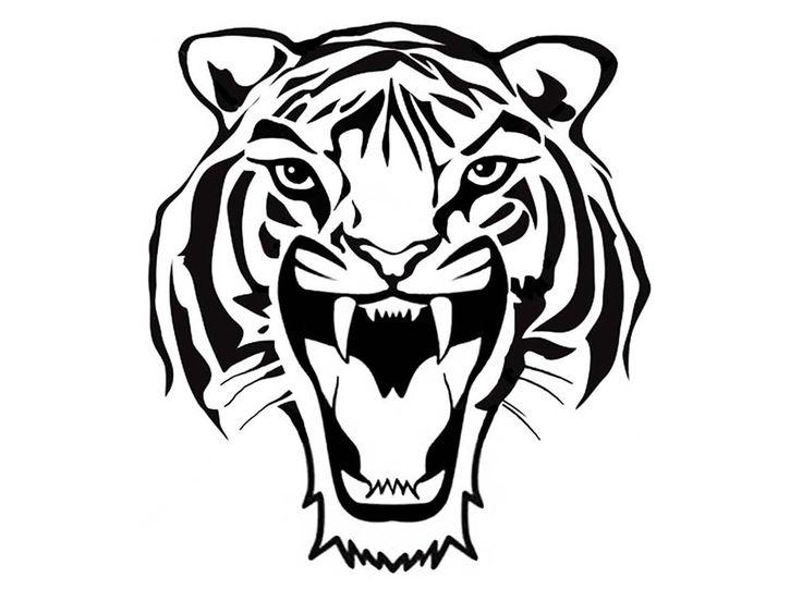 Vector Lion Roaring Stock Vector Illustration Of Design