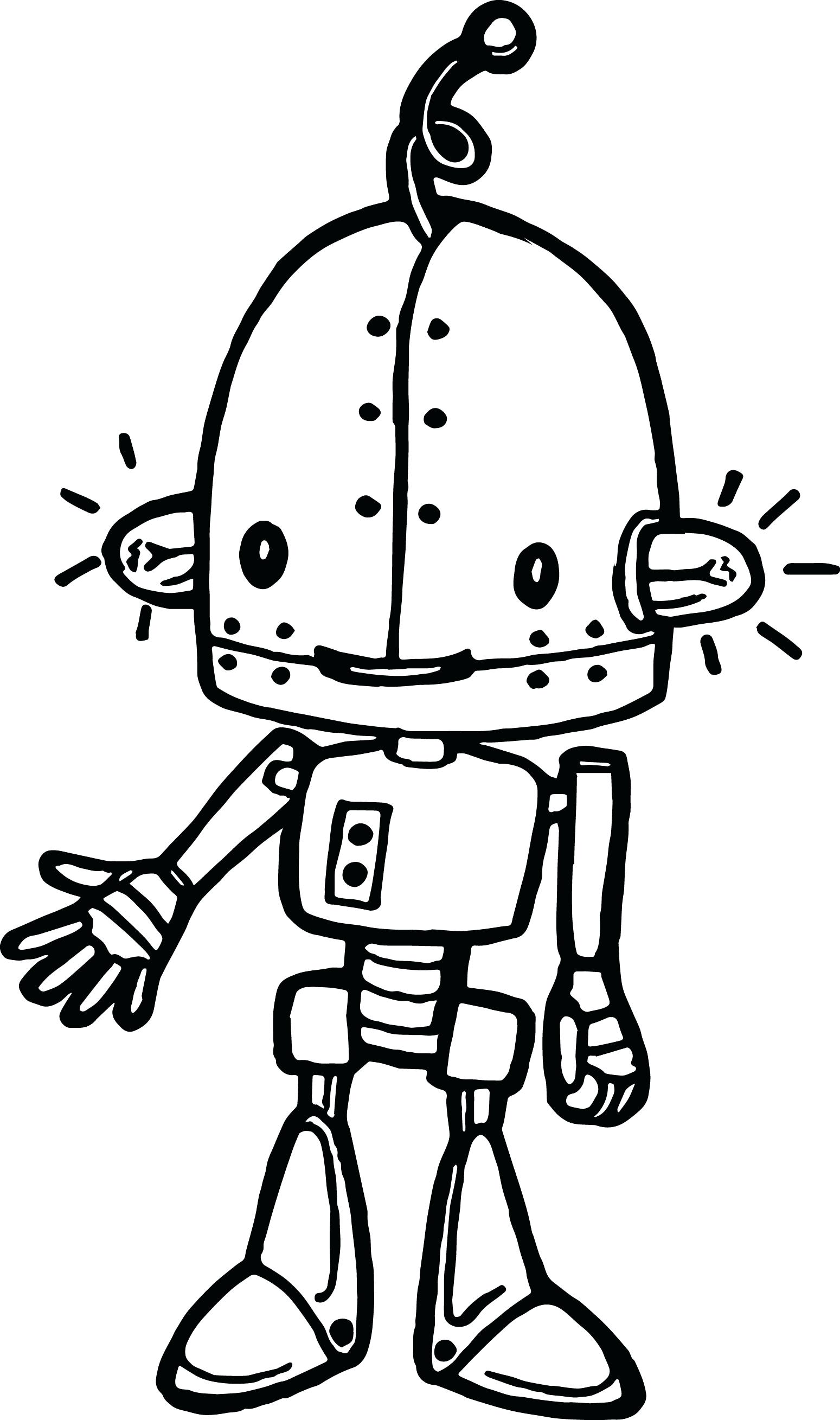 Robot Drawing Pictures At Getdrawings