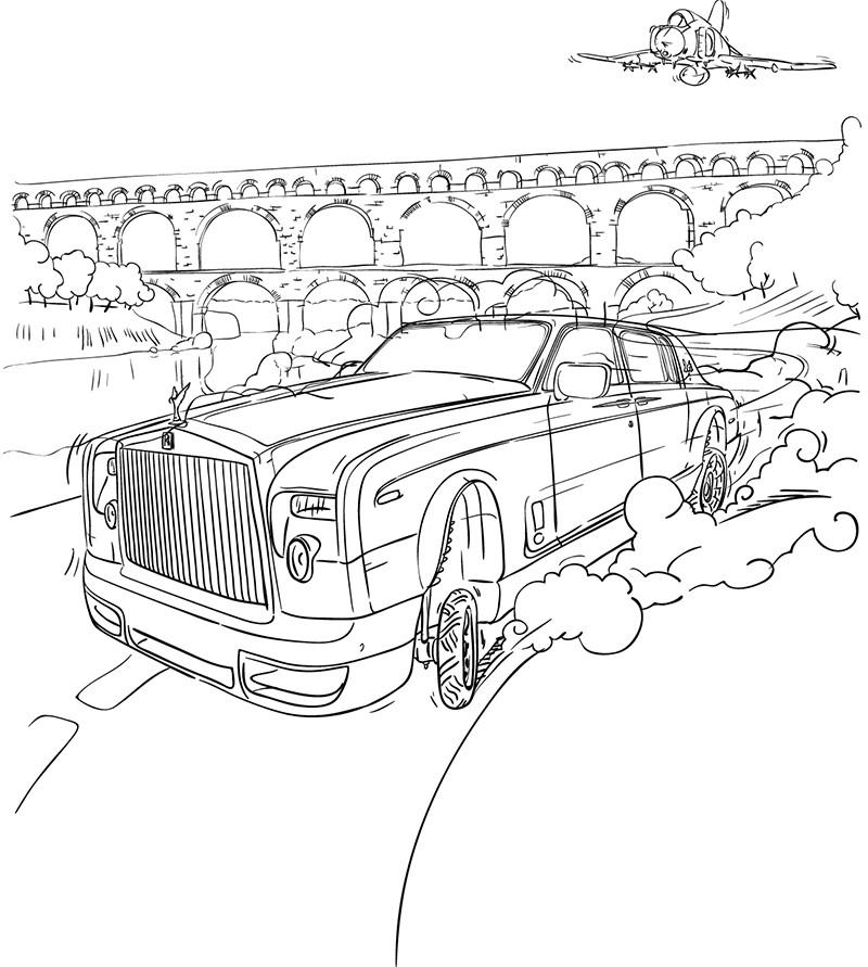 Rolls Royce Silver Shadow Parts Wiring FULL Version HD