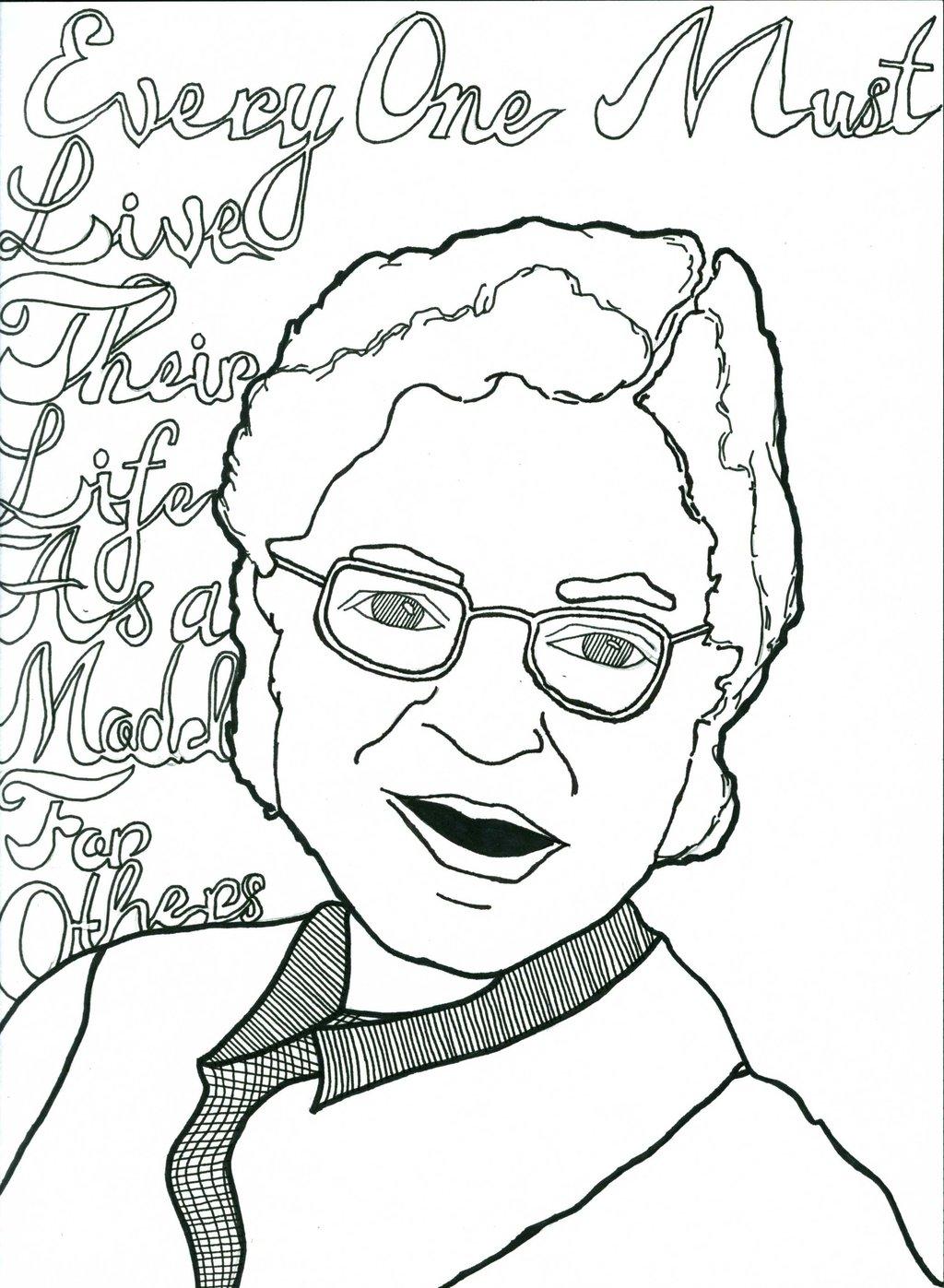 Rosa Parks Bus Drawing At Getdrawings