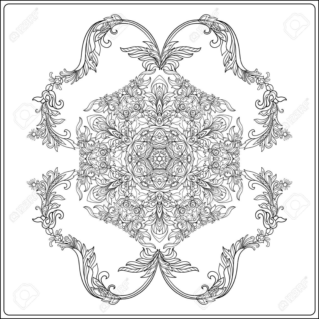 The Best Free Symmetry Drawing Images Download From 133