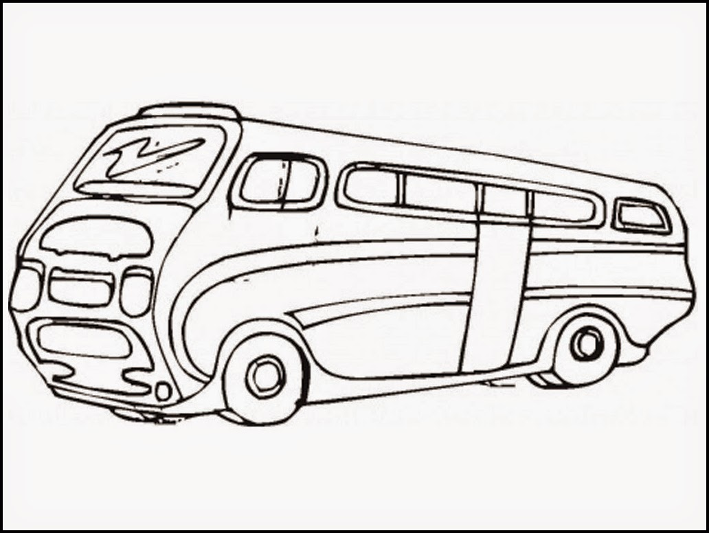 School Bus Drawing Pictures At Getdrawings