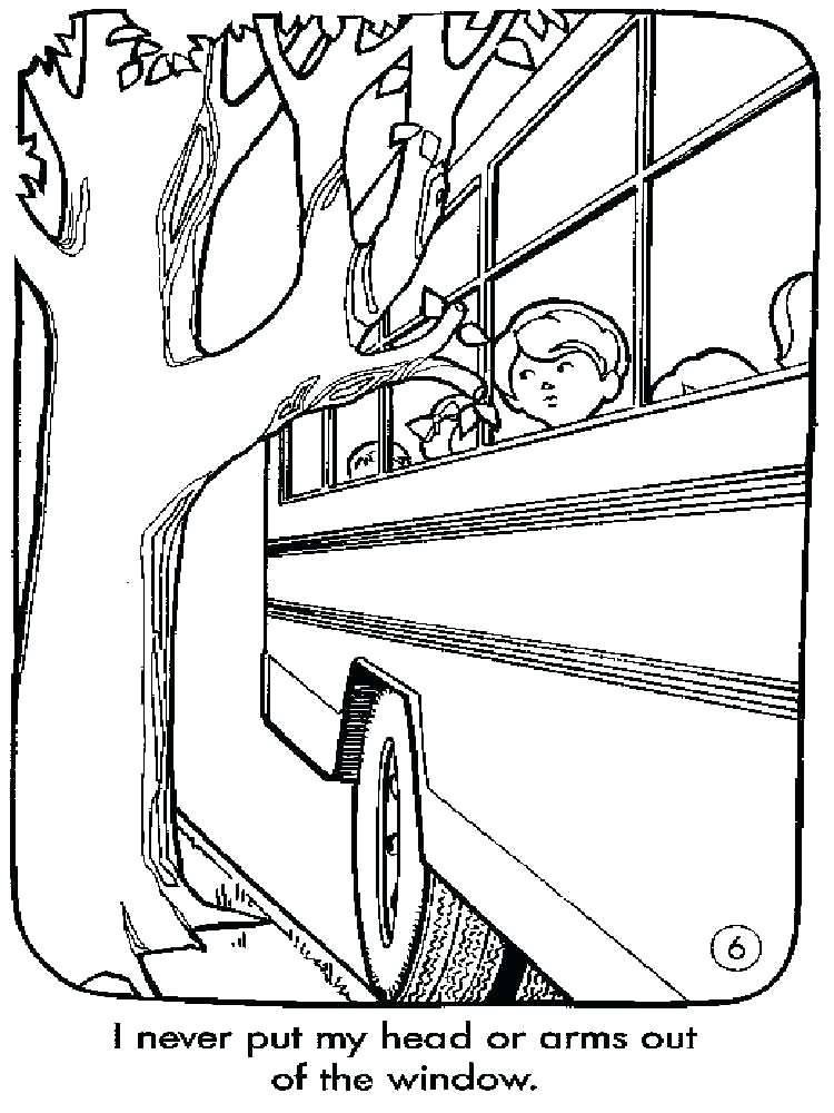 The best free School bus drawing images. Download from