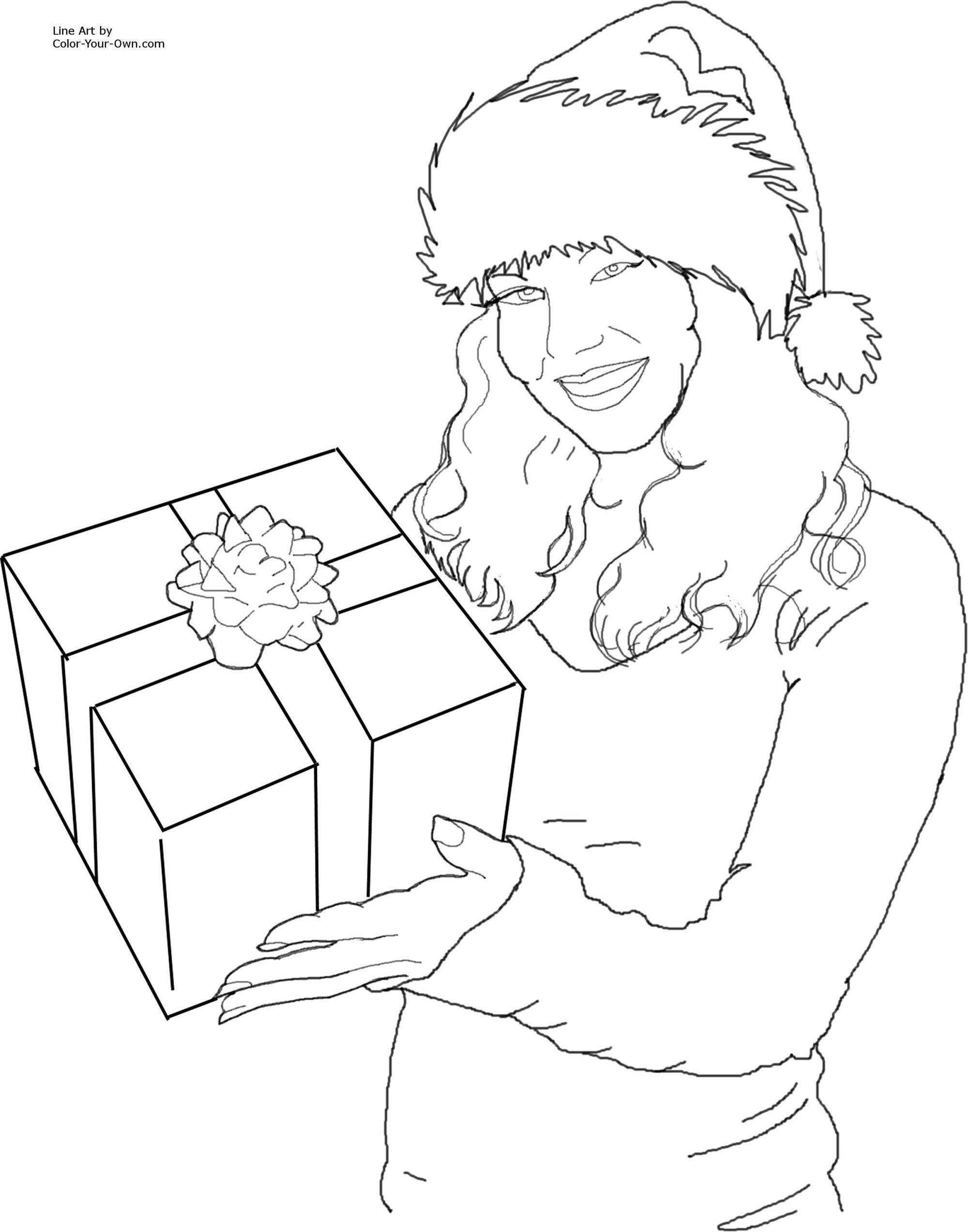 hight resolution of 433x527 chevy silverado parts diagram systematic drawing accordingly famreit 2400x3056 christmas santa s helper with a gift coloring page