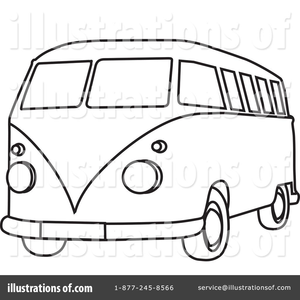 Simple Bus Drawing At Getdrawings