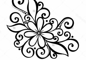 Simple Flower Designs For Pencil Drawing at GetDrawings