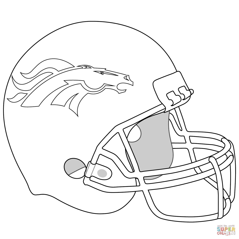 Simple Football Helmet Drawing At Getdrawings
