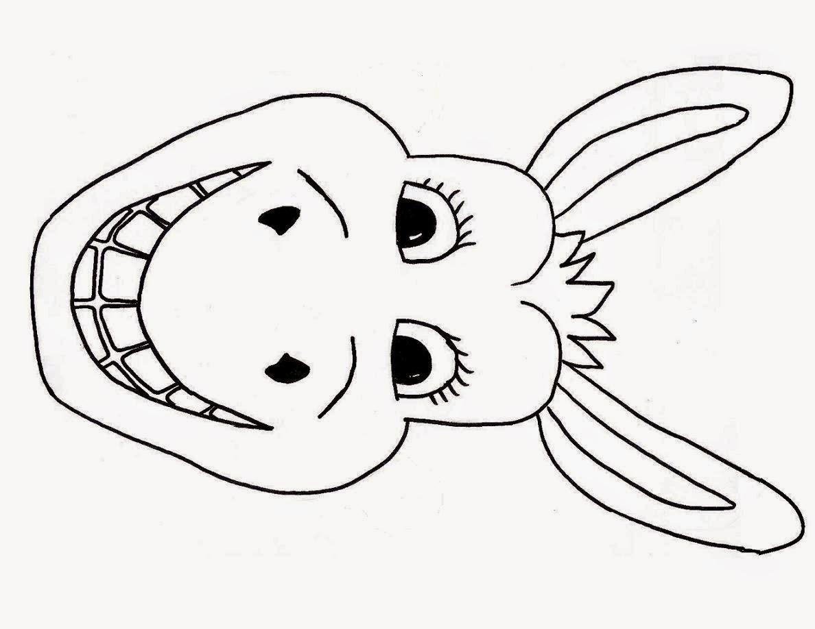 Simple Horse Head Drawing At Getdrawings